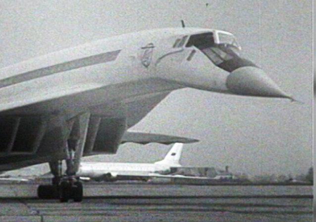 Hace 50 años debutaba el primer avión supersónico de pasajeros