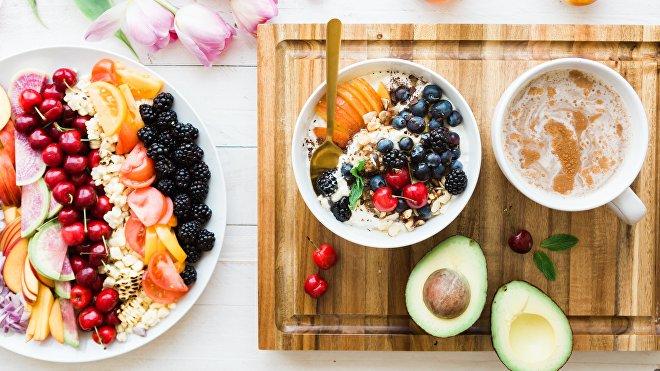 Desayuno saludable (imagen referencial)