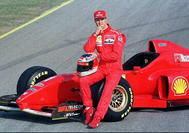 Michael Schumacher (archivo)