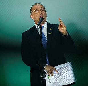 Onyx Lorenzoni, ministro de la Casa Civil de Brasil