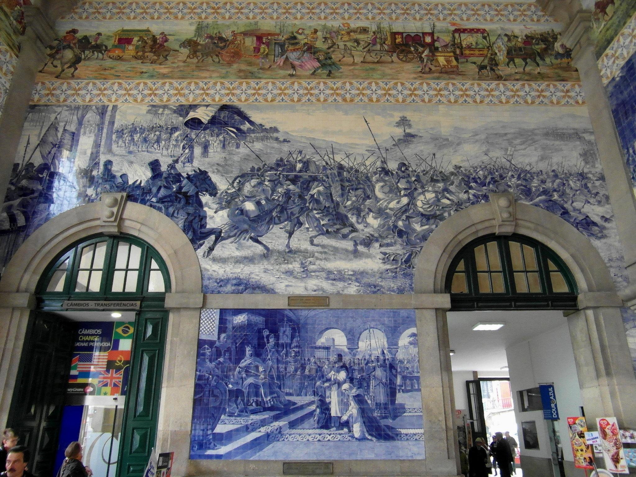 Estación de Porto-Sao Bento