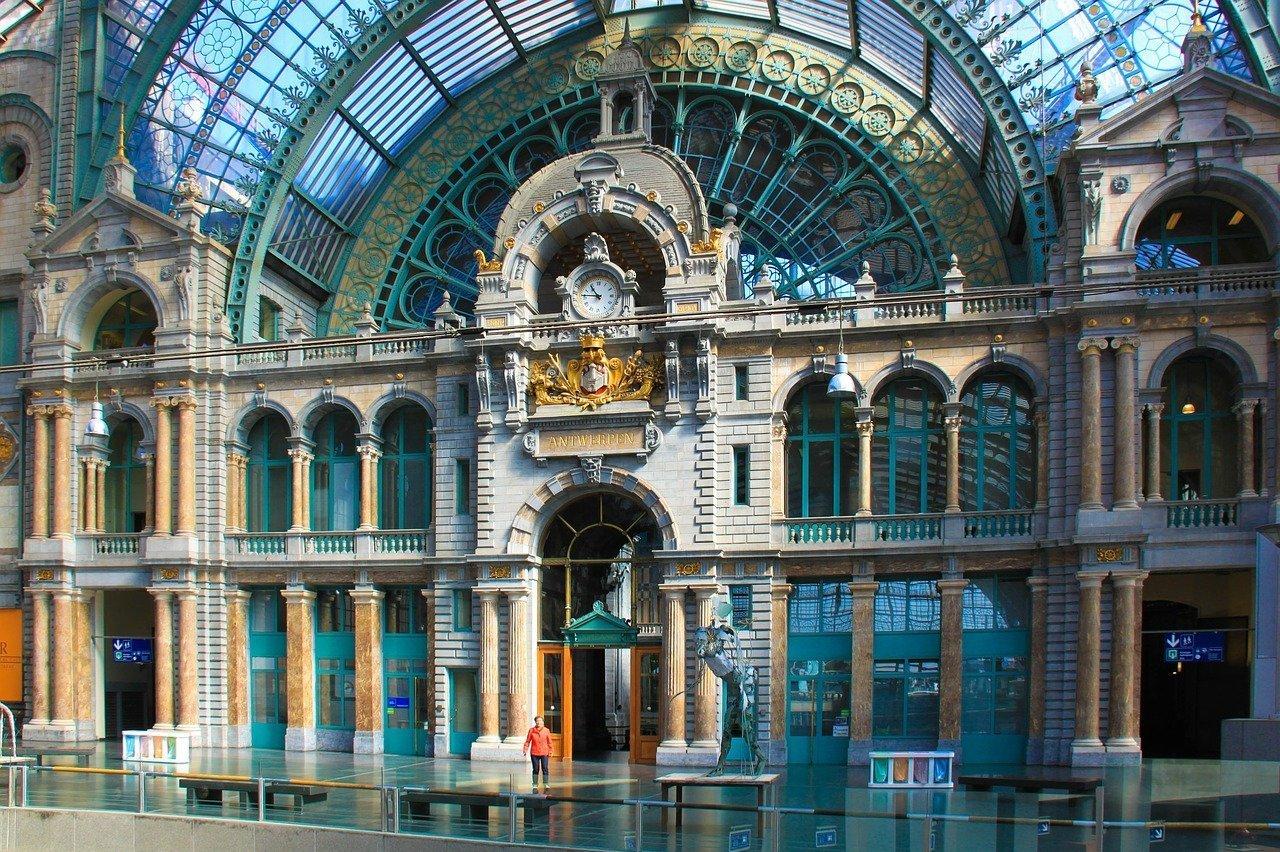 La estación de Amberes-Central