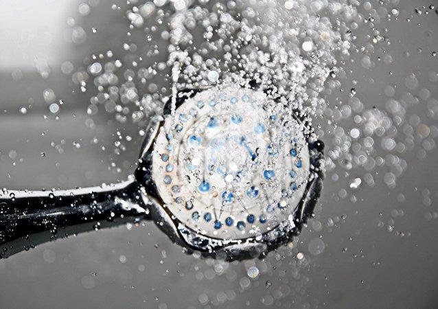 Una ducha