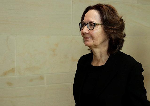Gina Haspel, la directora de la CIA