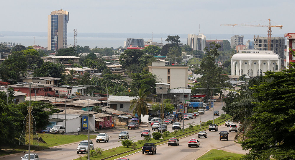 Libreville, la capital de Gabón