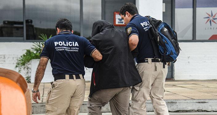 Policía de Paraguay (archivo)