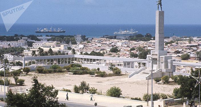 Mogadiscio, Somalia