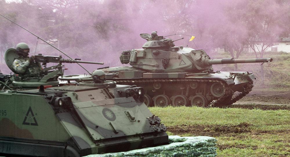 Un tanque M60A3, imagen ilustrativa