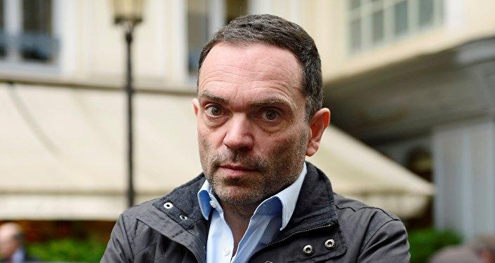 El escritor francés Yann Moix
