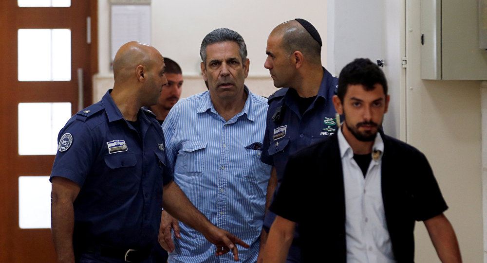Gonen Segev, exministro de Energía e Infraestructura israelí