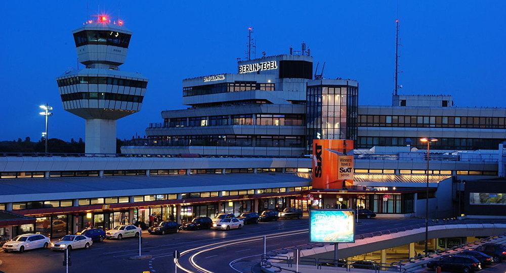 Aeropuerto Tegel de Berlín
