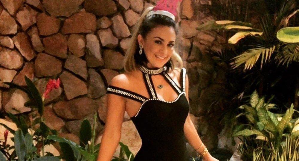 Aracely Arámbula, actriz mexicana