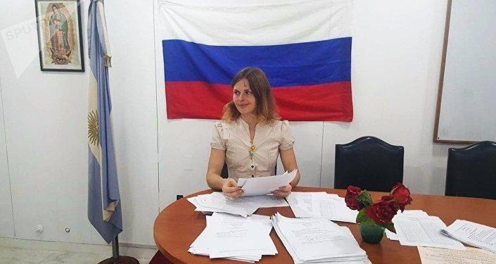 Tamara Yevtushenko