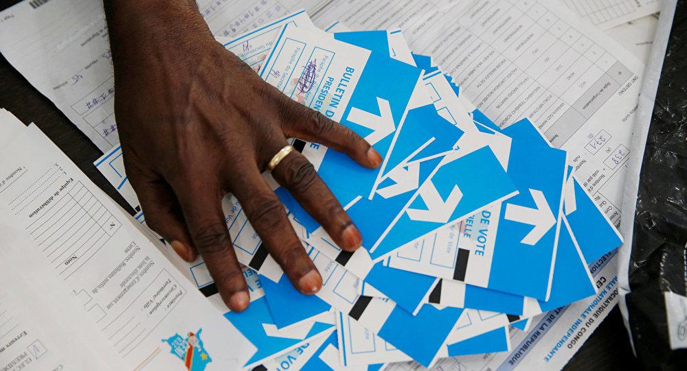 Las elecciones en la República Democrática del Congo