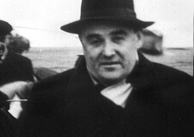 112 años del natalicio de Serguéi Koroliov, el padre de la cosmonáutica soviética