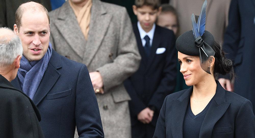 Miembros de la familia real británica