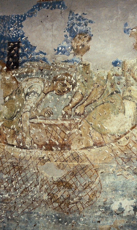 Frescos de la iglesia del Salvador de Berestovo