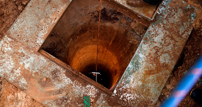 Un túnel entre Israel y el Líbano