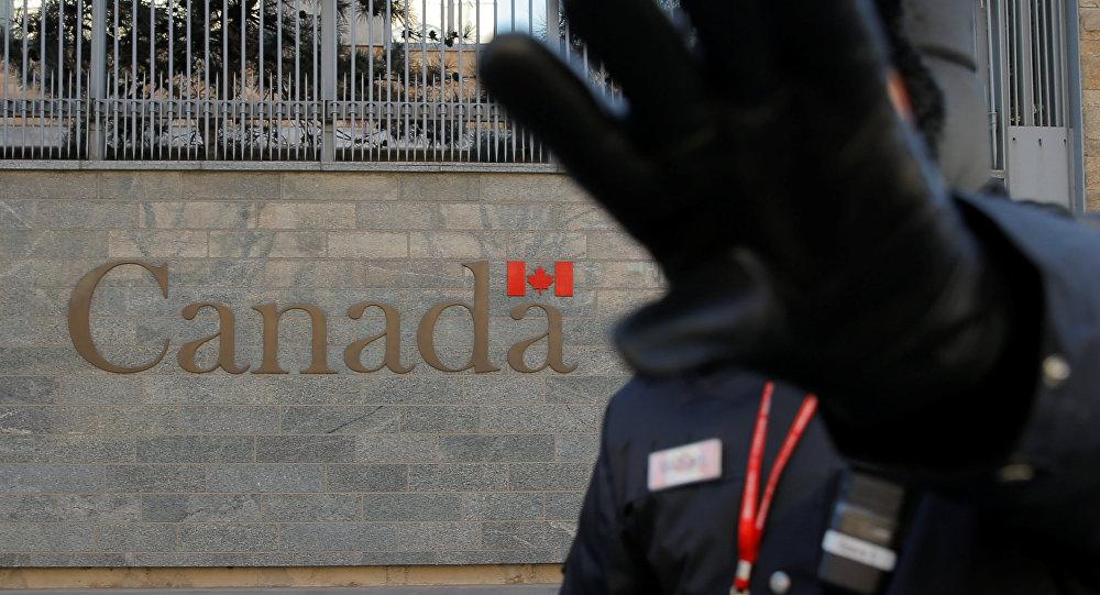 Embajada de Canadá en Pekín, China