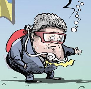 Ucrania busca entrar al mar de Azov cueste lo que cueste