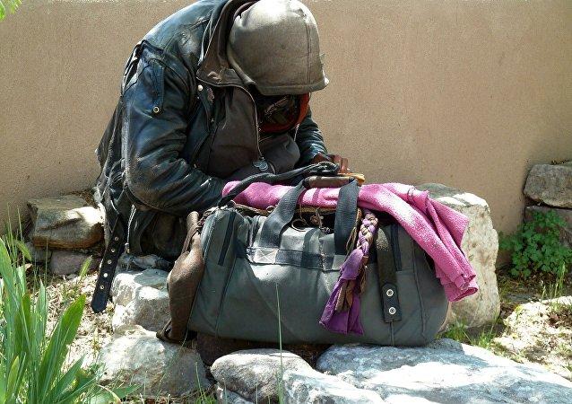 Pobreza (imagen referencial)