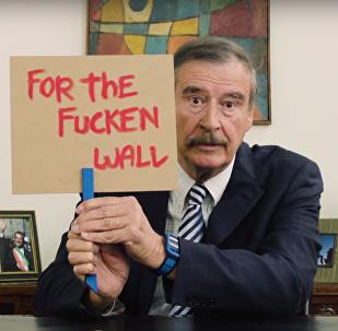 Expresidente mexicano se mofa de Trump en un vídeo