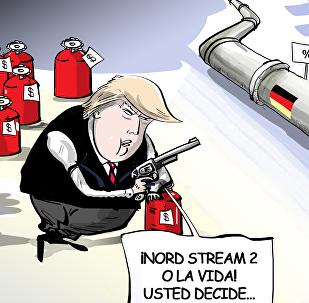EEUU pone a Alemania 'contra la pared' en el mercado energético