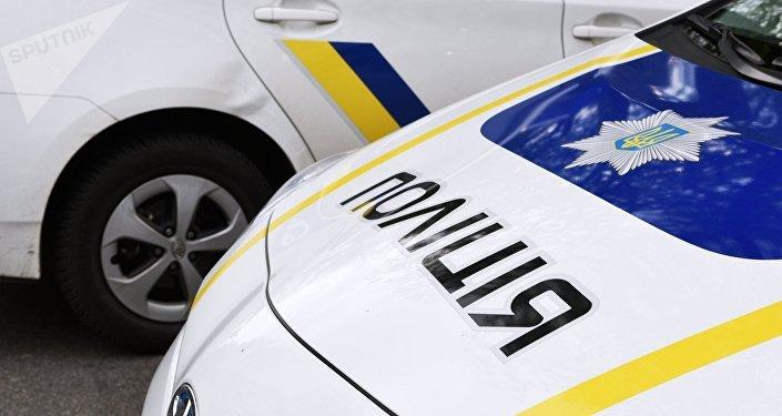 Coches de Policía de Ucrania