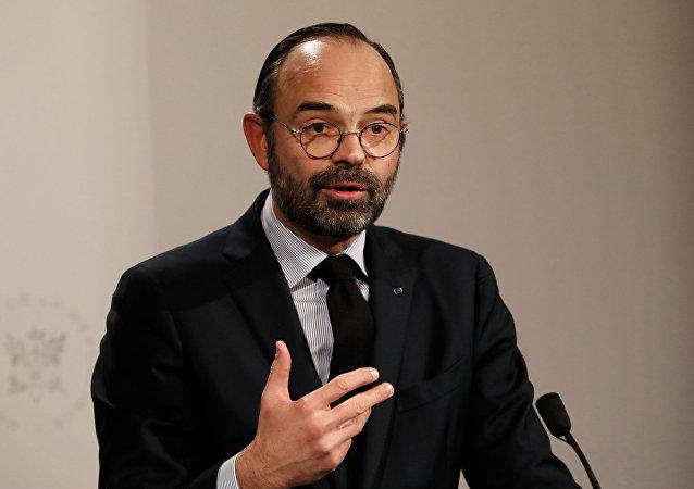 Édouard Philippe, primer ministro francés