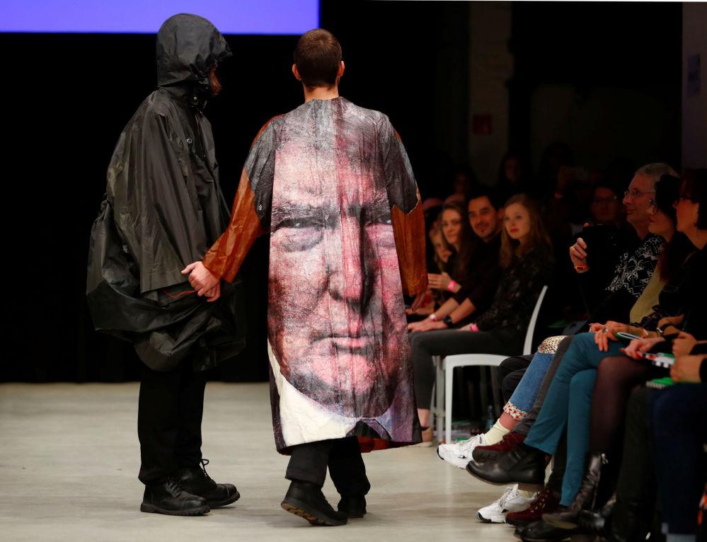 Elegancia y un poco de erotismo: todas las sorpresas de la Semana de la Moda de Berlín