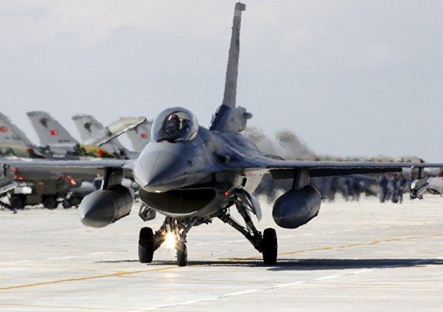 F-16 der türkischen Luftwaffe