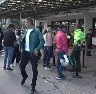 Primer día de duelo en Bogotá tras el atentado con coche bomba
