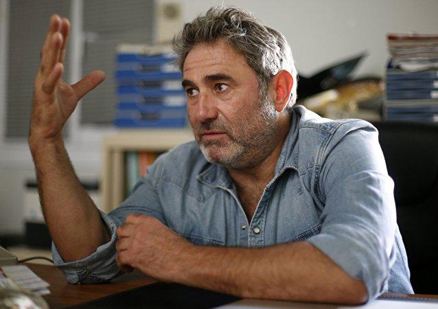 Sergi López, actor catalán