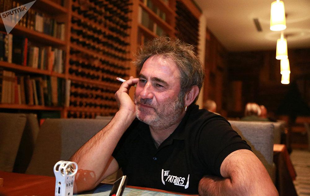 Actor catalán Sergi López