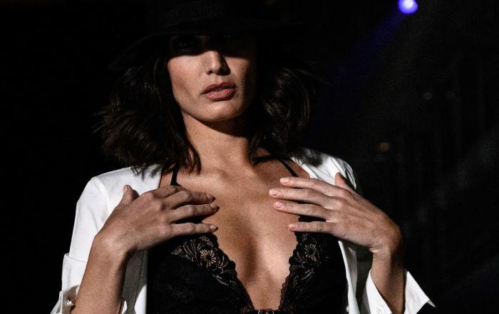 Lencería francesa, bellas modelos y toneladas de glamur: así desfila la sensualidad en París