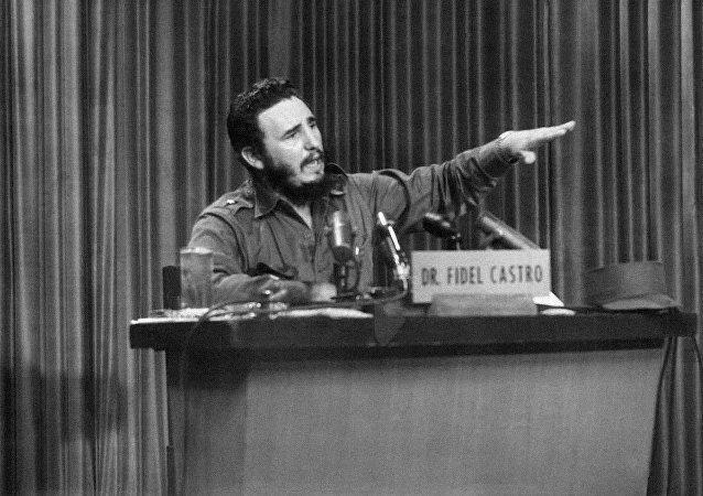 Fidel Castro en 1959