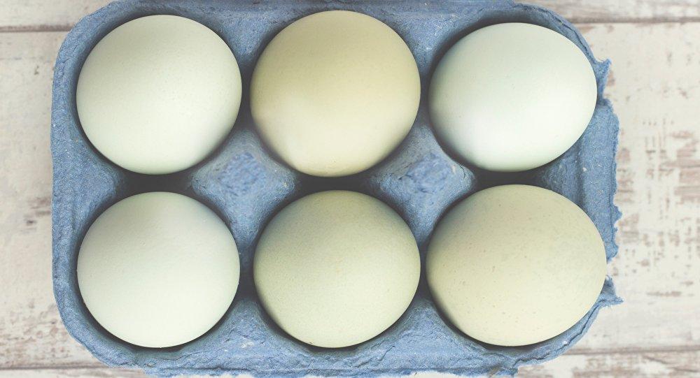 Seis huevos