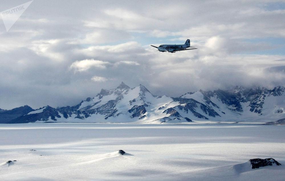 Antártida: una mirada desde el pasado