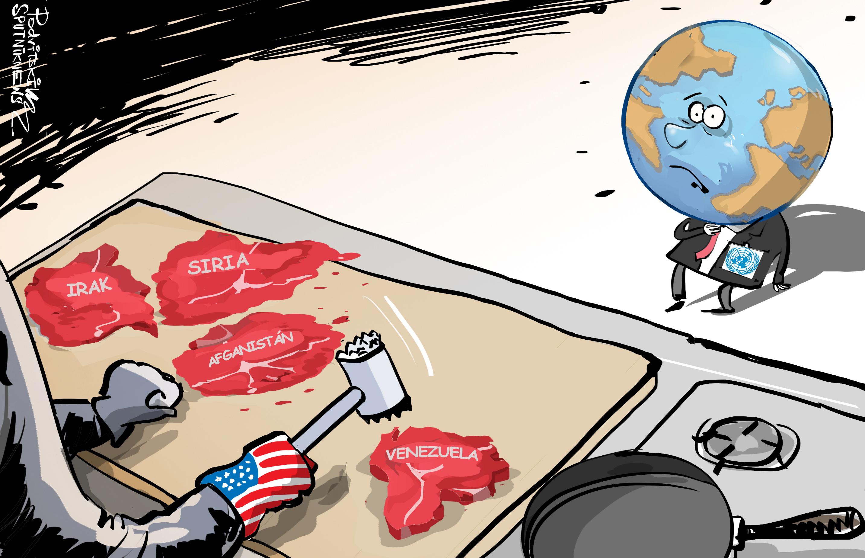 Venezuela, ¿una víctima más de la política intervencionista de Washington?