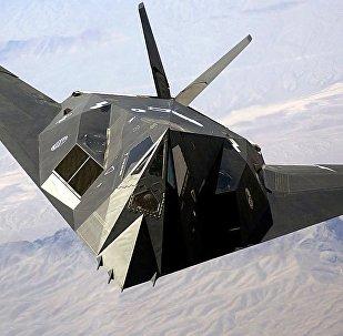 Un F-117