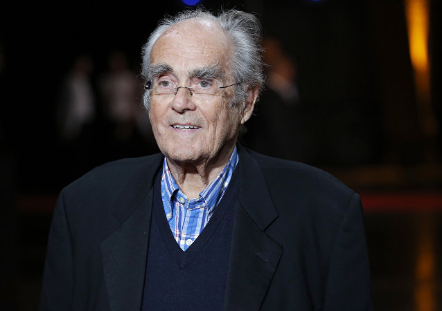 Michel Legrand, compositor francés