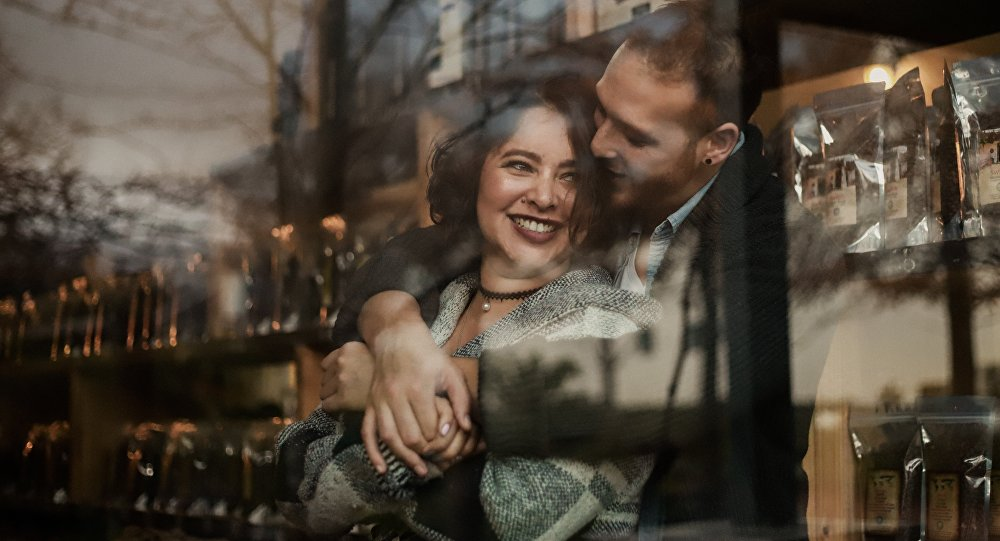 Una pareja, imagen referencial