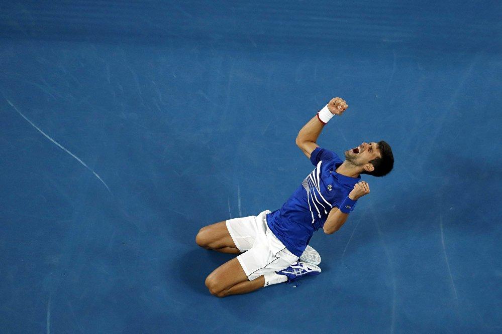 Djokovic derrota a Nadal y conquista el Abierto de Australia
