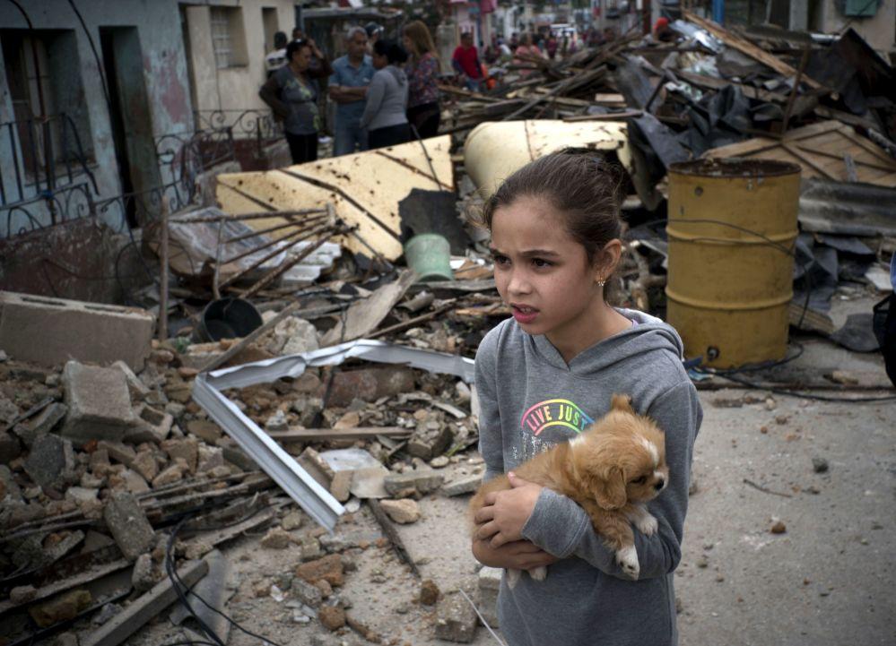 Apocalipsis en La Habana: así dejó el tornado la capital cubana
