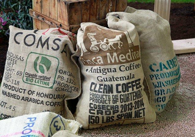 Bolsas con café (imagen referencial)