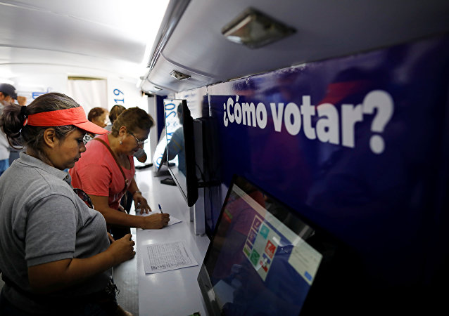 Elecciones en San Salvador