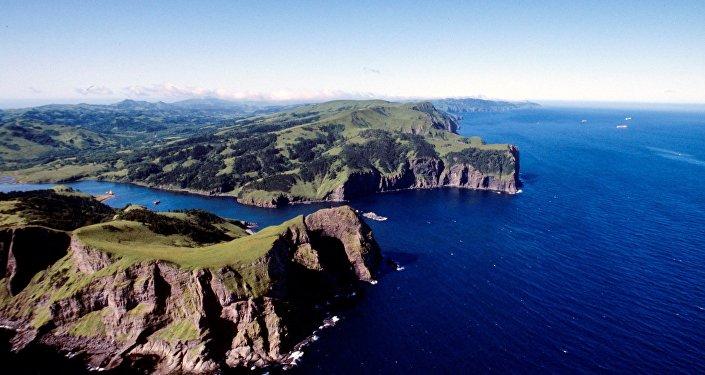 Islas Kuriles