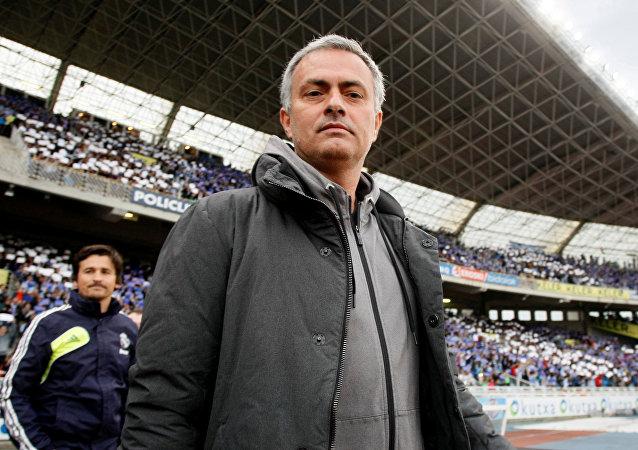 José Mourinho, exentrenador de Real Madrid