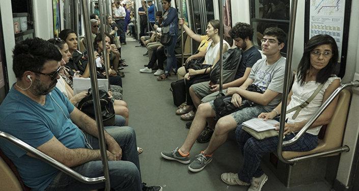 Metro de Buenos Aires, Argentina