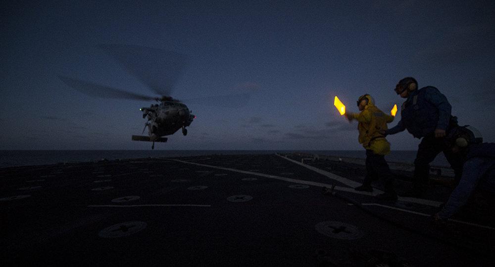 Un MH-60 Sea Hawk